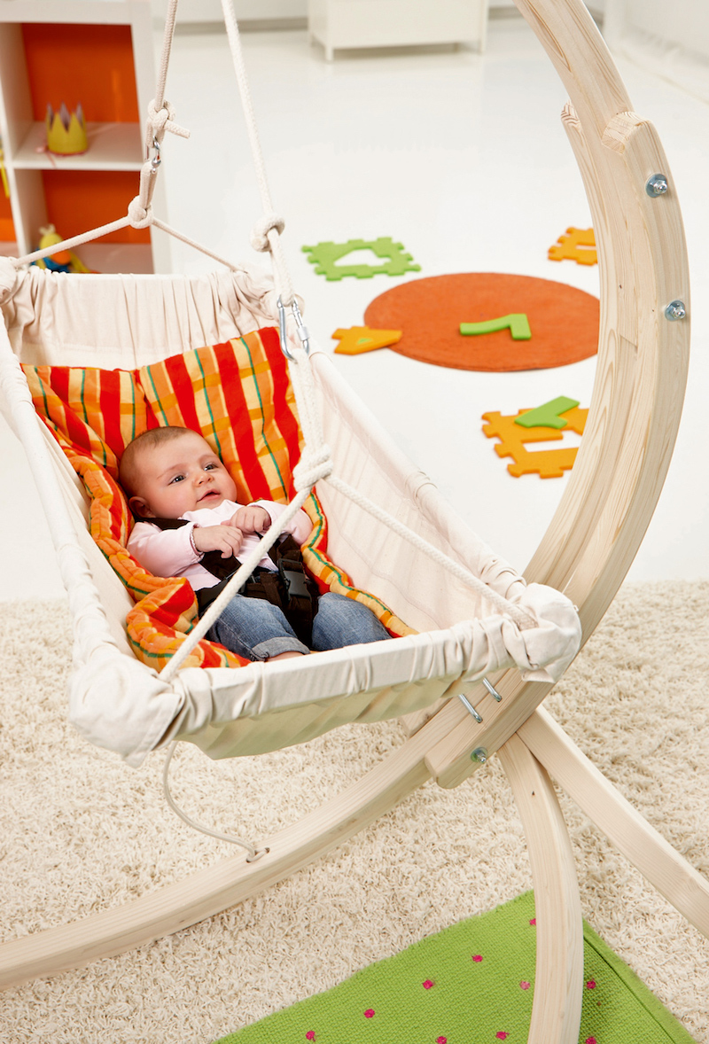 amazonas hippo gestell f r babywiege 11308. Black Bedroom Furniture Sets. Home Design Ideas