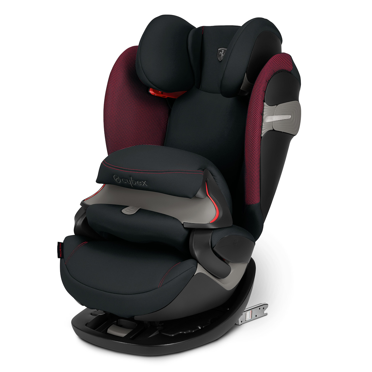 cybex pallas s fix scuderia ferrari kollektion 2019 101005. Black Bedroom Furniture Sets. Home Design Ideas