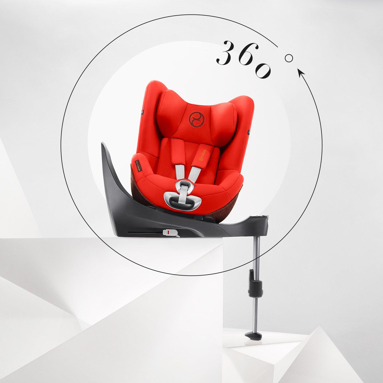 cybex sirona z i size ohne base kollektion 2019 100743. Black Bedroom Furniture Sets. Home Design Ideas