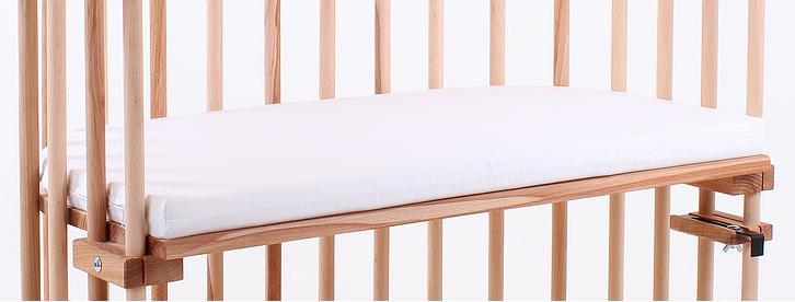 matratze f r tobi babybay maxi 100314. Black Bedroom Furniture Sets. Home Design Ideas